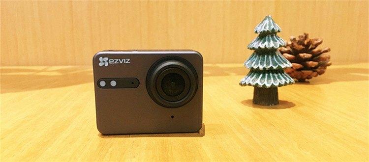 可声控拍照,4K新升级的萤石运动相机S6来袭!