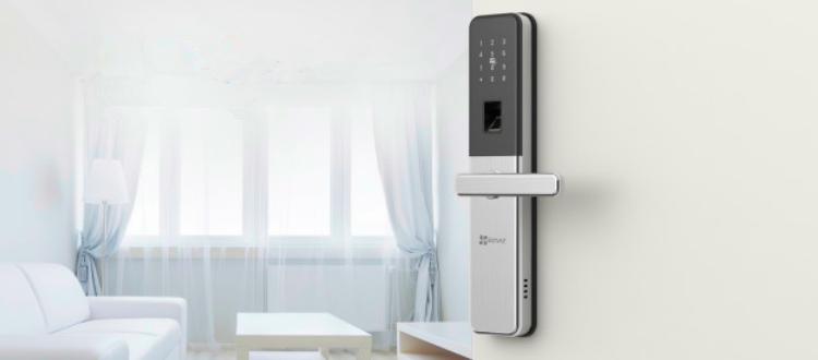 新品|DL15S家用指纹密码锁,更简约,更便捷!