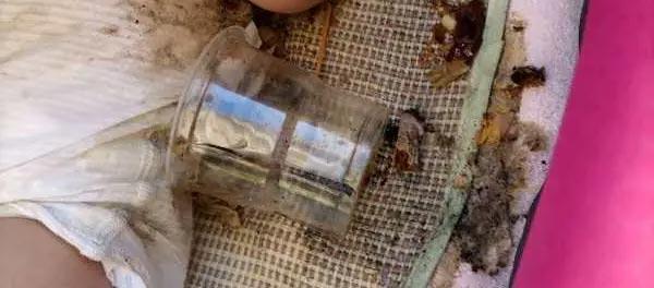 愤怒!杭州3个月大女婴,被从天而降的烟灰杯砸中!排查200户无人承认