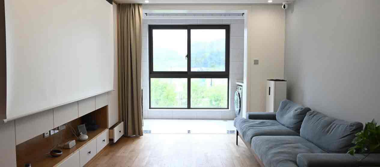 新房装修,全屋都是萤石智能家居是一种什么样的体验?