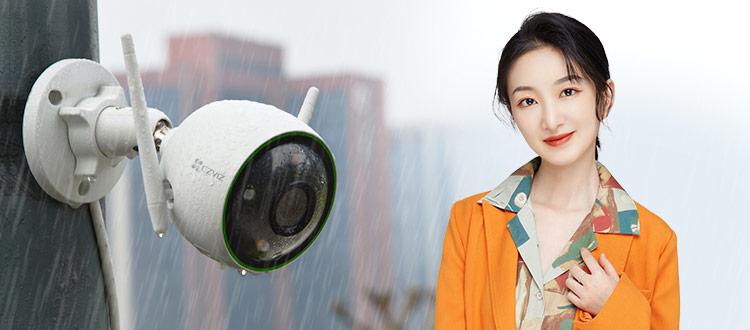 室外摄像头焦距如何选?安装简单吗?戳这里!