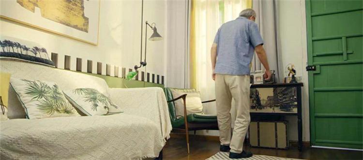 视频 | 智能监控如何帮助老人生活?