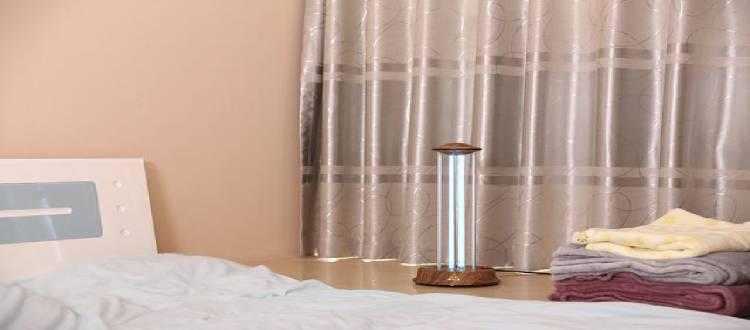 家里可以用紫外线灯杀灭新型冠状病毒吗?
