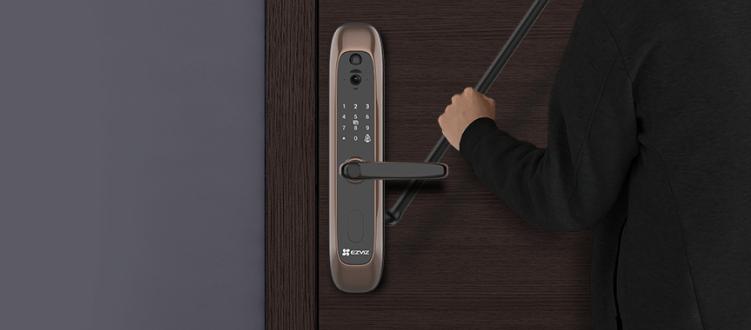 萤石DL20VS智能视频锁,主动防御更安全!