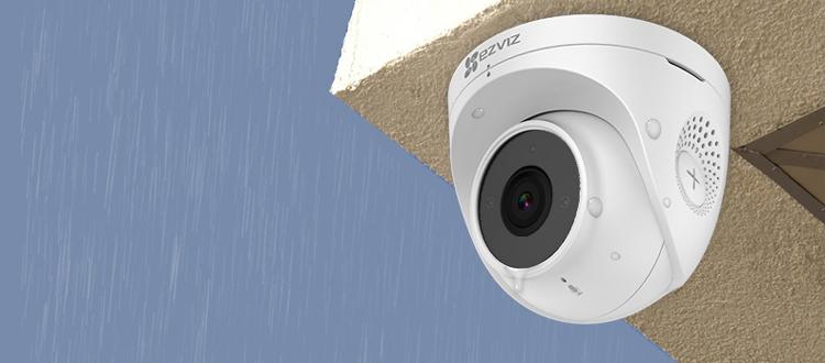 视频 ▏萤石C4T互联网摄像机开箱及功能展示