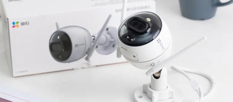 能抵半个保安的双摄智能网络摄像头!萤石C3X无线版体验