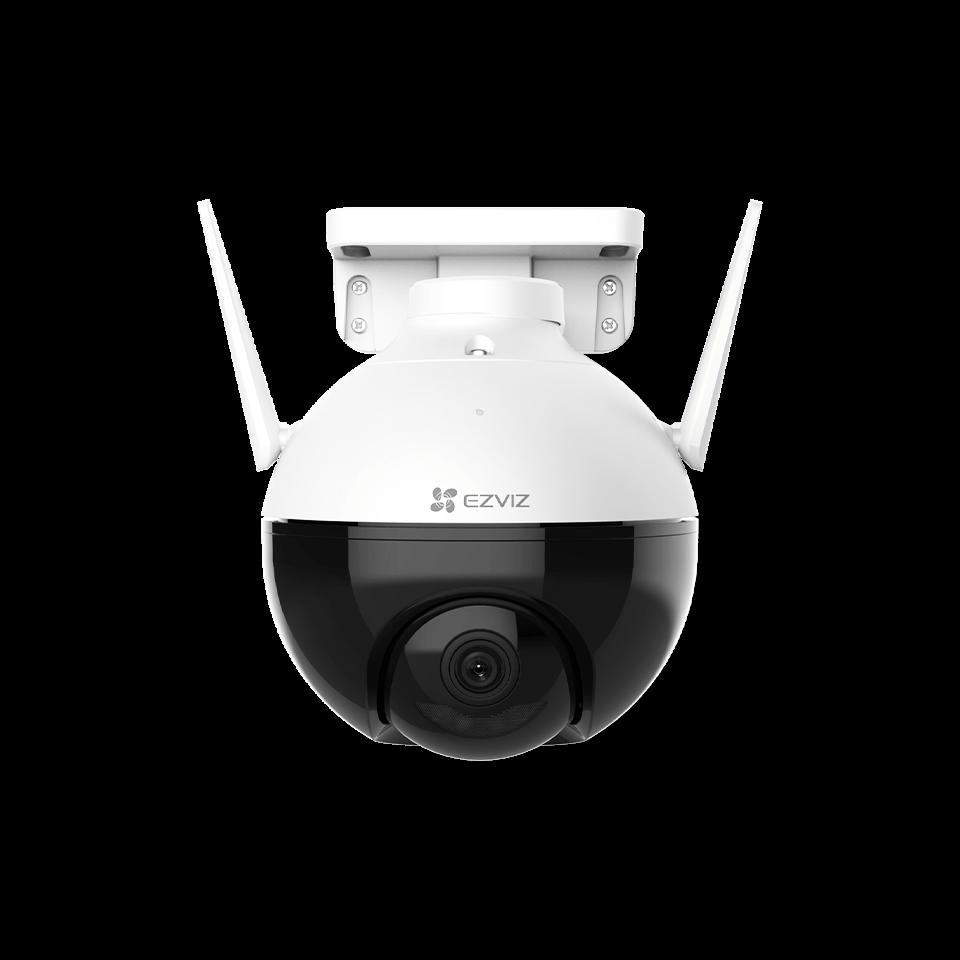 C8W室外云台智能家居摄像机