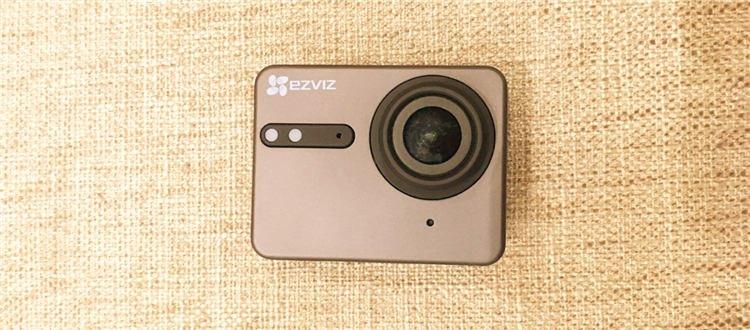 视频 萤石运动相机使用教程(下)