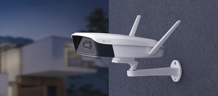 新品丨C5HX智能双摄 · 智能家居摄像机,黑夜中的超级守护者