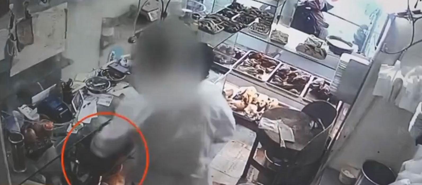 """""""史上最耐心""""小偷!卤菜店18年老员工监守自盗,每次只偷100元"""