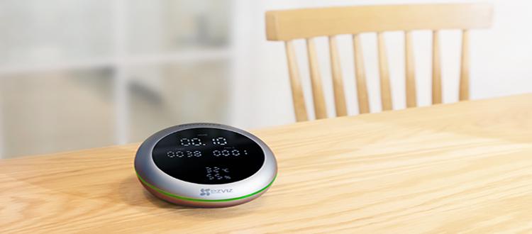 新品丨颜值爆表的空气检测仪·萤小气上线,全面监测空气质量,守护呼吸健康