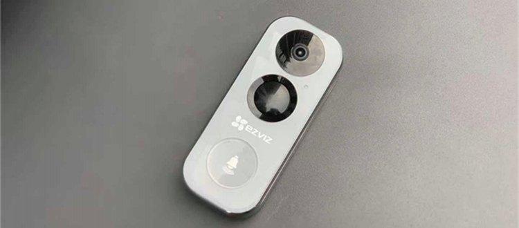 高清可视,云端人脸识别,门外来访一目了然,DB2无线WIFI电池可视门铃帮你搞定!