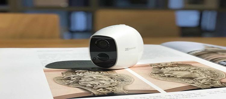 续航能力再提升!萤石C3A全无线电池摄像机给你持续的安全感!