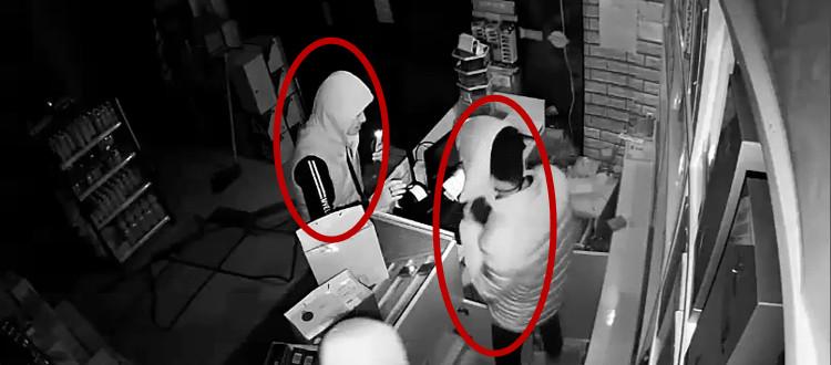 视频   小偷团伙以为干了一票大的,却不知......