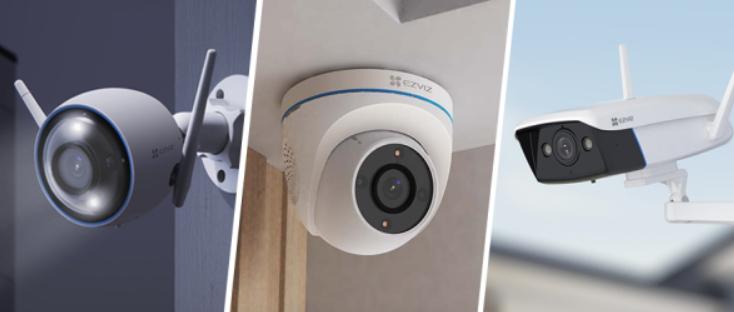 藏不住了!3款萤石智能家居摄像机上新,你想要哪款?